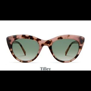 Warby Parker Tilly Sunglasses